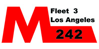 Martin 242 Fleet 3 Santa Monica Bay